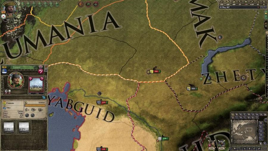 Crusader Kings II - Horse Lords Collection Screenshot 6