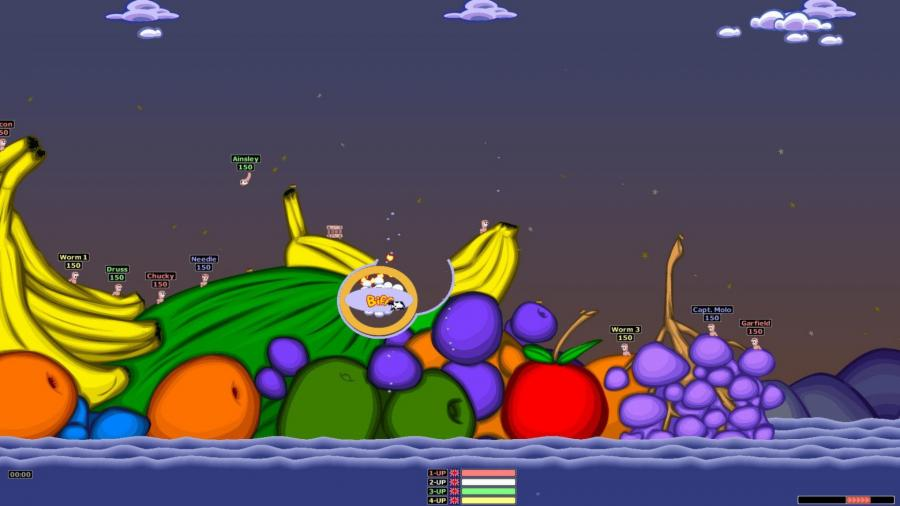 Worms Armageddon Screenshot 9