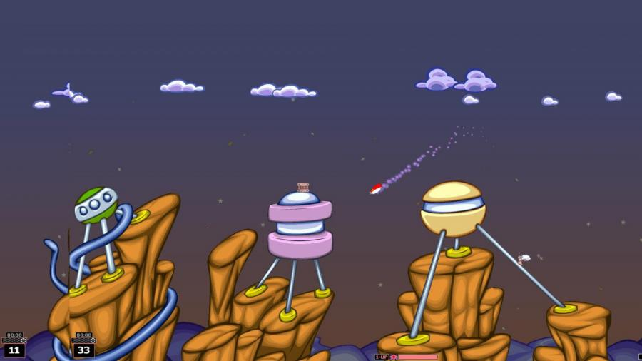 Worms Armageddon Screenshot 6
