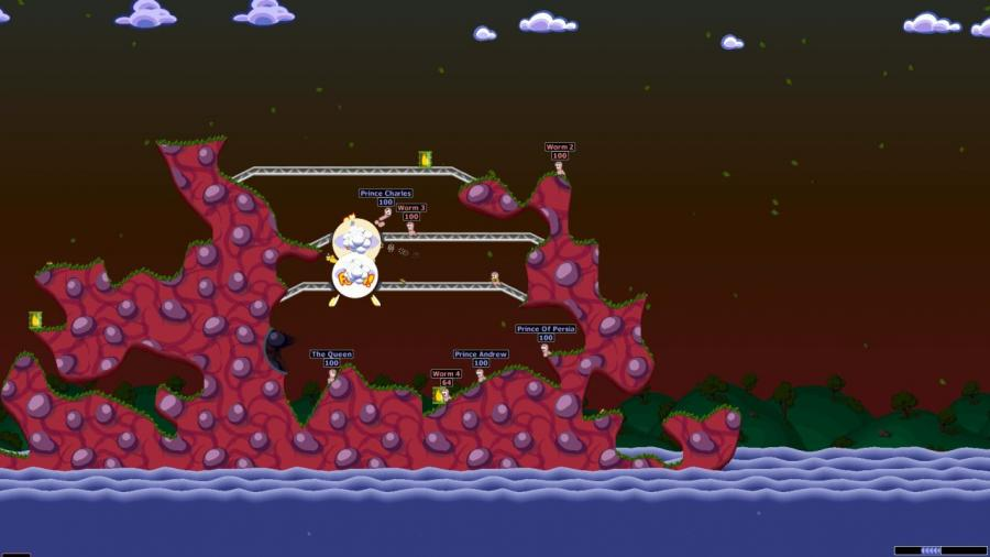 Worms World Party Remastered Screenshot 4