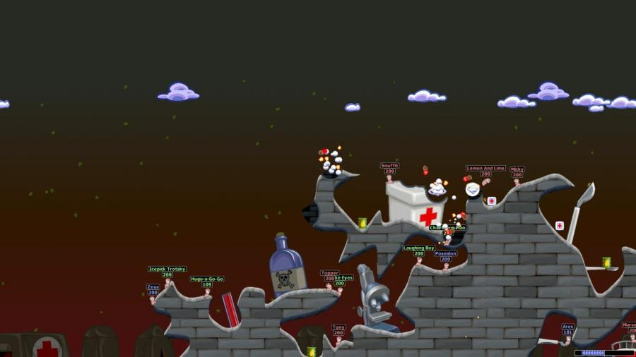 Worms World Party Remastered Screenshot 8