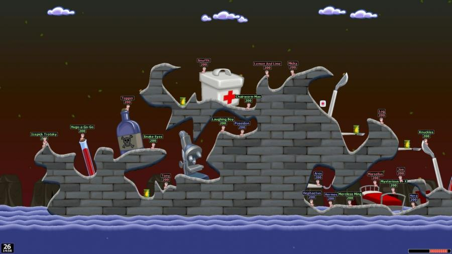 Worms World Party Remastered Screenshot 6
