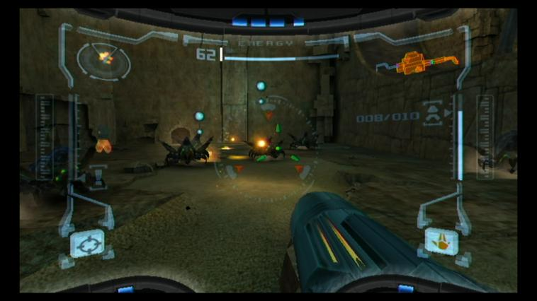 Metroid Prime Trilogy - Wii U Download Code Screenshot 2