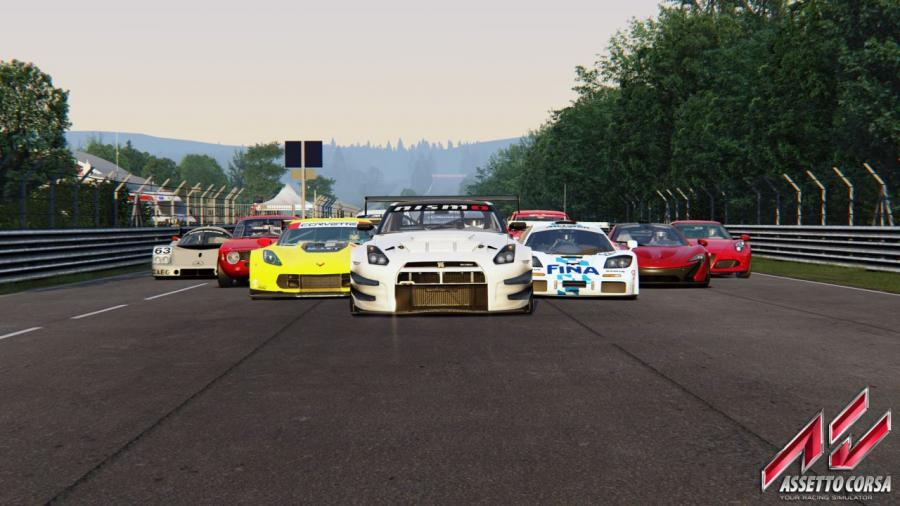 Assetto Corsa + Dream Pack 1 - Steam Geschenk Key Screenshot 1
