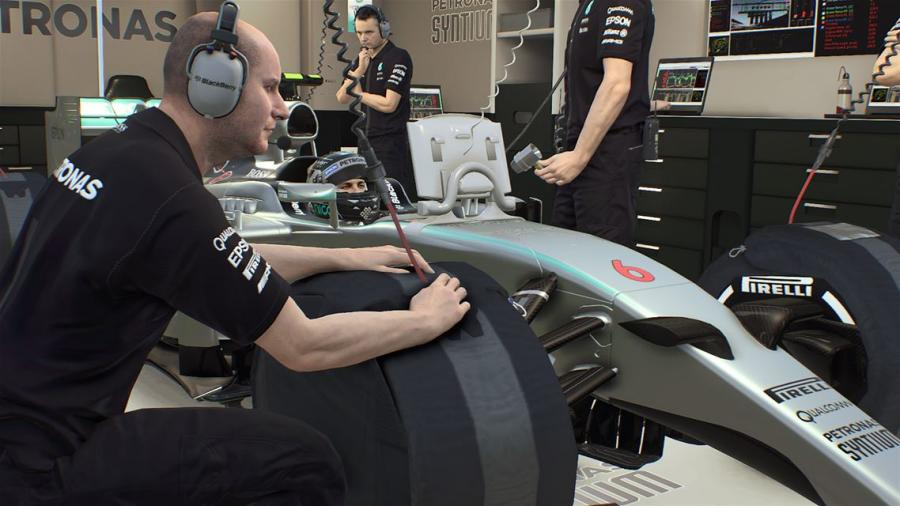 F1 2015 - Xbox One Account Unlock Screenshot 6