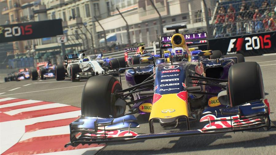 F1 2015 - Xbox One Account Unlock Screenshot 5