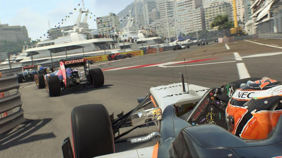F1 2015 - Xbox One Account Unlock Screenshot 3