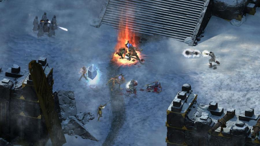 Pillars of Eternity - The White March Part I (DLC) Screenshot 4