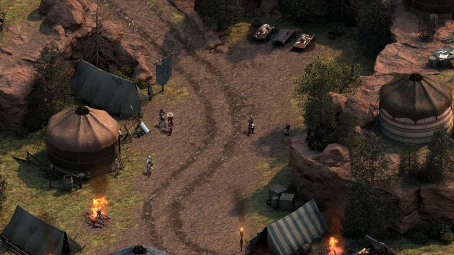 Pillars of Eternity - The White March Part I (DLC) Screenshot 7