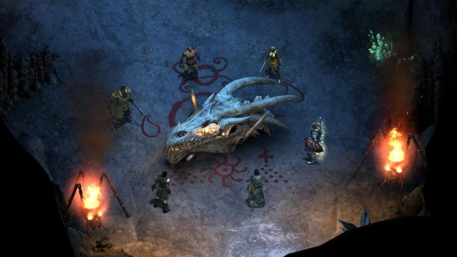 Pillars of Eternity - The White March Part I (DLC) Screenshot 1