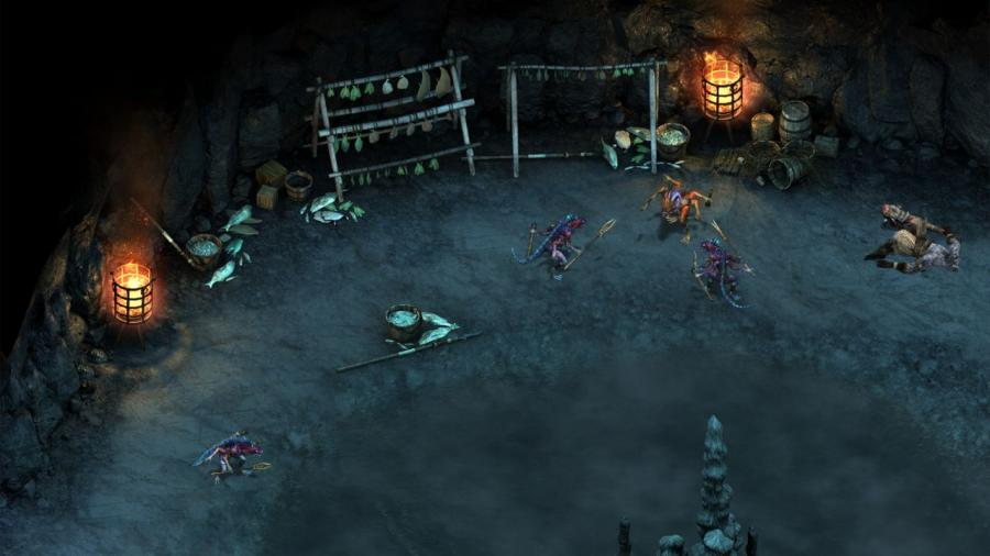 Pillars of Eternity - The White March Part I (DLC) Screenshot 2