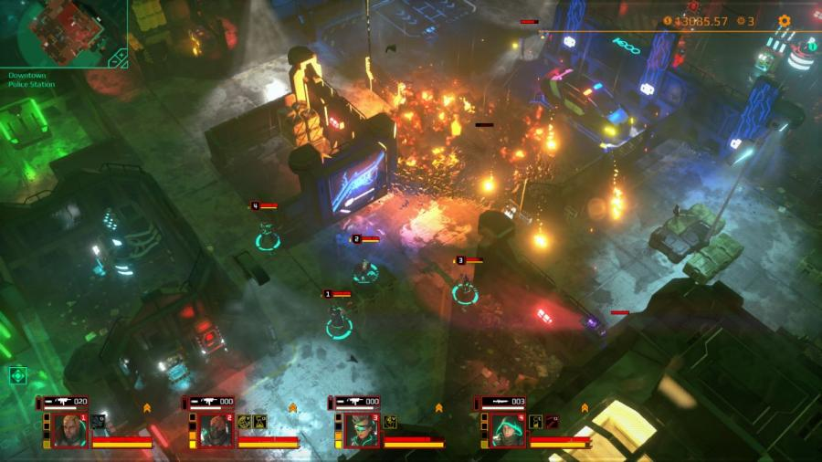 Satellite Reign - Steam Geschenk Key Screenshot 1
