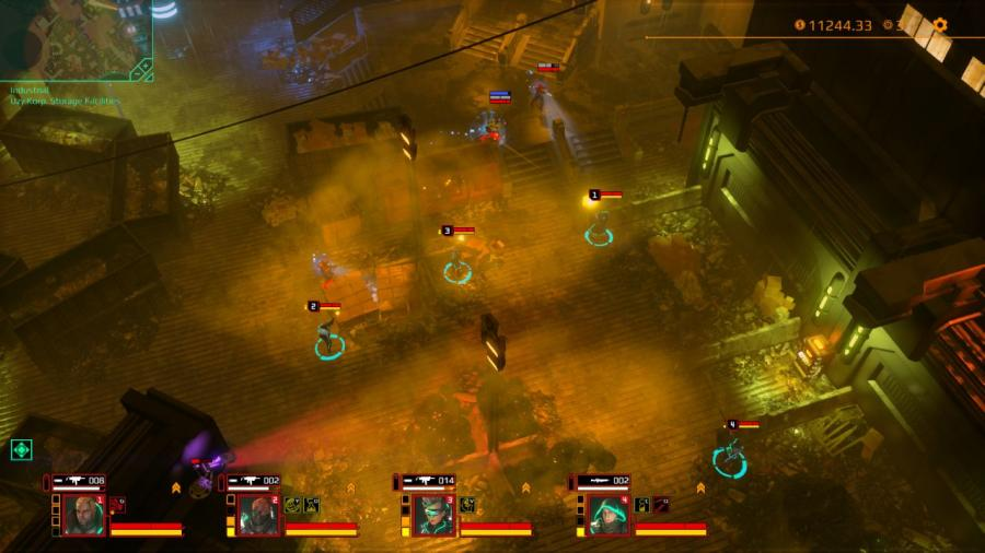 Satellite Reign - Steam Geschenk Key Screenshot 7