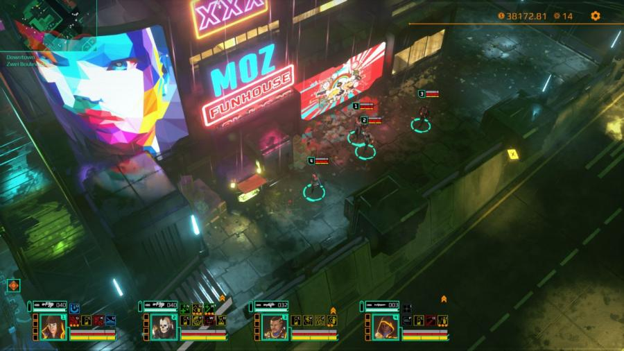 Satellite Reign - Steam Geschenk Key Screenshot 4
