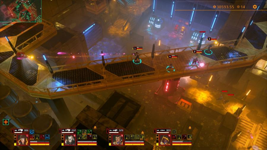 Satellite Reign - Steam Geschenk Key Screenshot 5