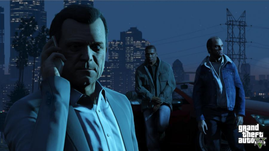 GTA 5 - Grand Theft Auto V (Uncut) - Steam Geschenk Key Screenshot 1