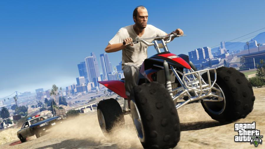 GTA 5 - Grand Theft Auto V (Uncut) - Steam Geschenk Key Screenshot 5