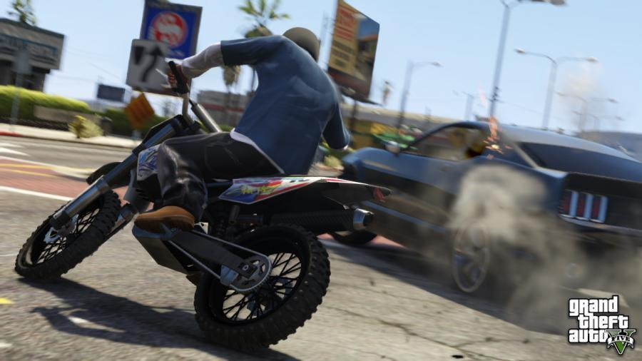 GTA 5 - Grand Theft Auto V (Uncut) - Steam Geschenk Key Screenshot 7
