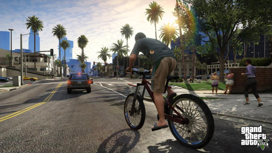 GTA 5 - Grand Theft Auto V (Uncut) - Steam Geschenk Key Screenshot 3