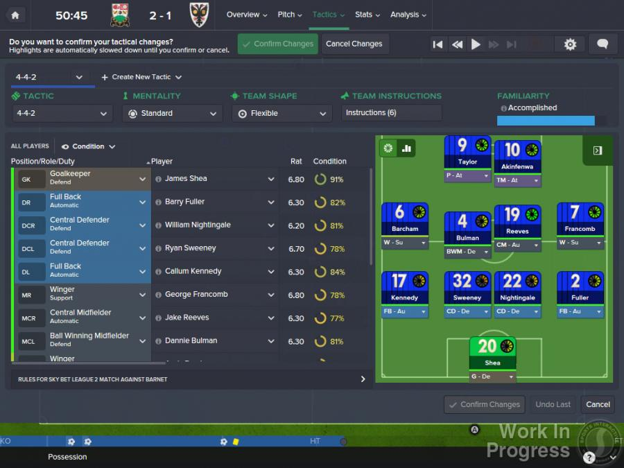 Football Manager 2016 Screenshot 7
