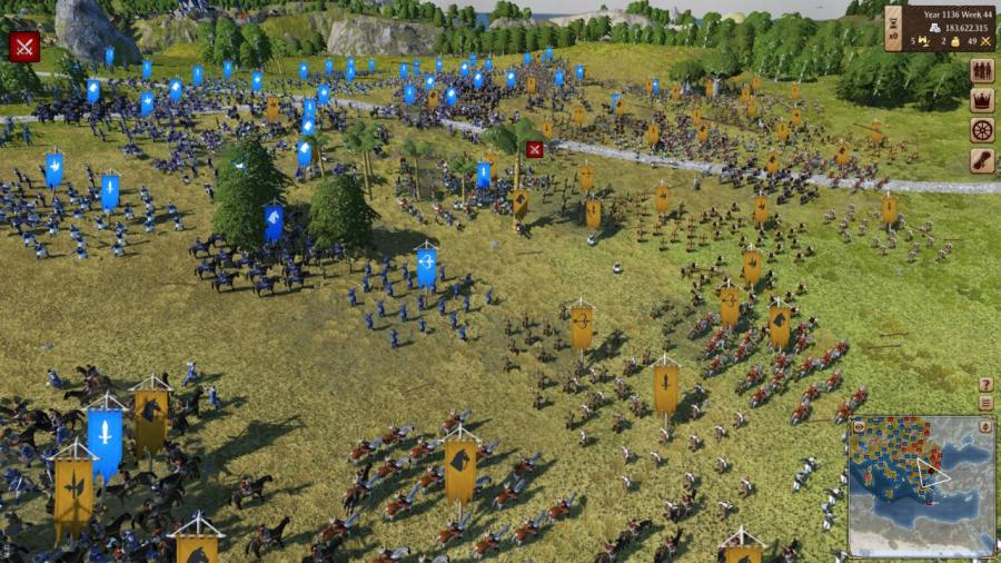 Grand Ages Medieval Screenshot 2