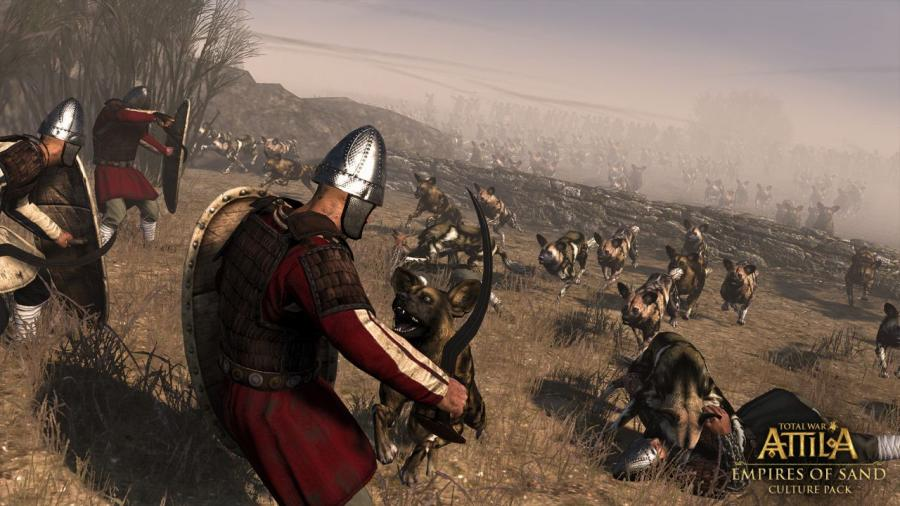 Total War Attila - Empires of Sand Culture Pack (DLC) Screenshot 6