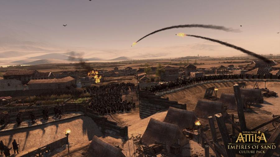 Total War Attila - Empires of Sand Culture Pack (DLC) Screenshot 5