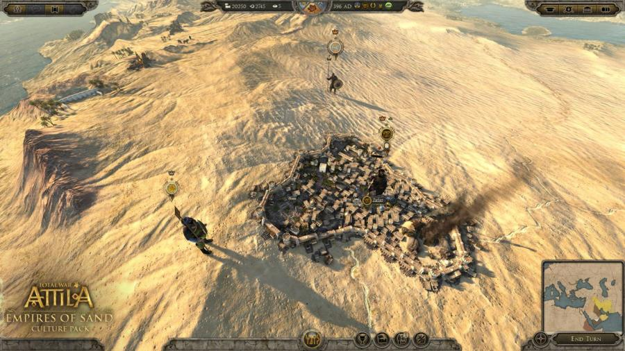 Total War Attila - Empires of Sand Culture Pack (DLC) Screenshot 7