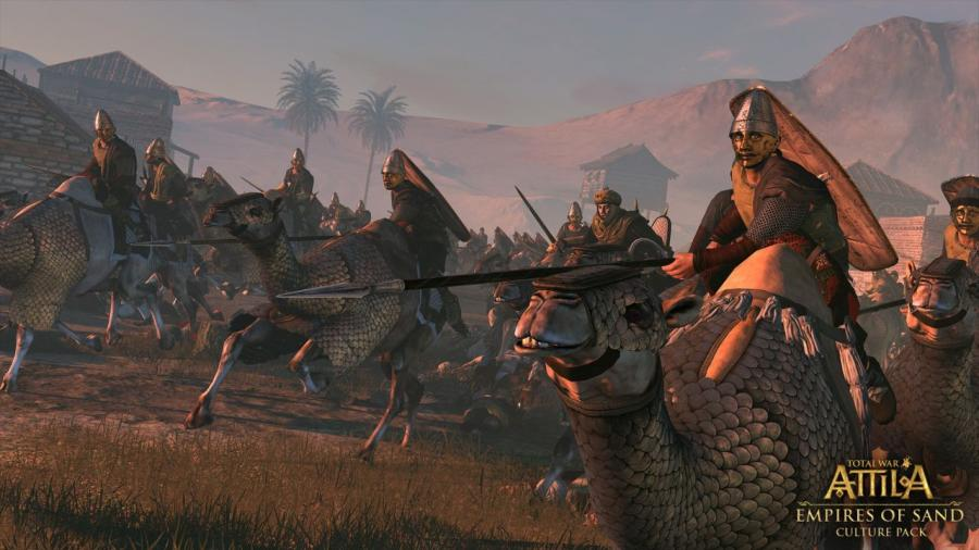 Total War Attila - Empires of Sand Culture Pack (DLC) Screenshot 4