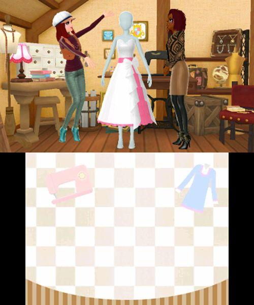 style boutique 3ds dating For style savvy: trendsetters on the 3ds nope there is no dating in this one although it would be (jp), new style boutique (eu, au), girls style.