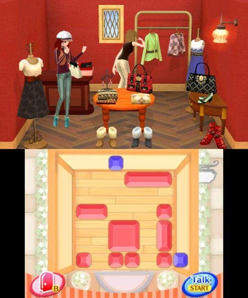 New Style Boutique 2 - 3DS Screenshot 6