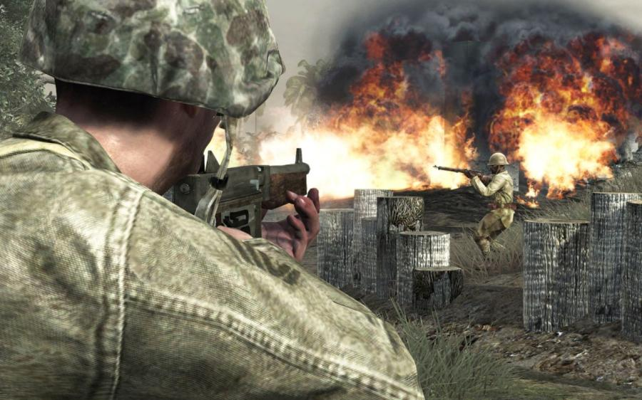 Call of Duty World at War - Steam Geschenk Key Screenshot 8
