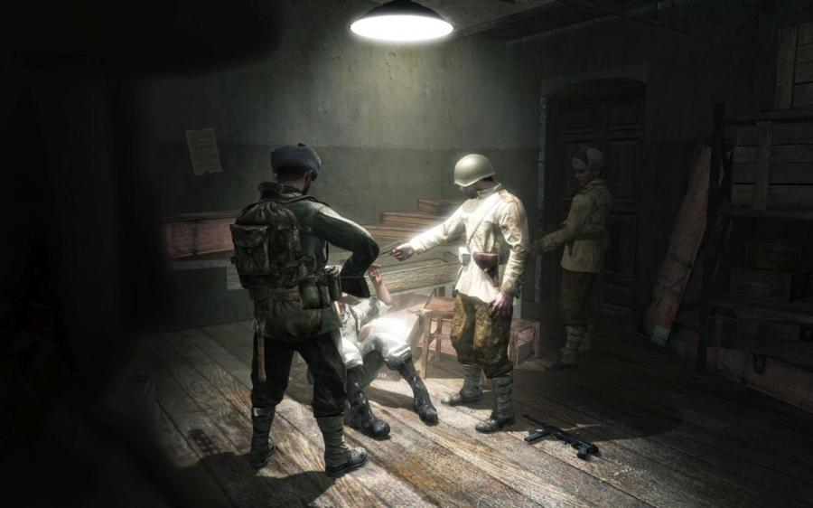 Call of Duty World at War - Steam Geschenk Key Screenshot 1