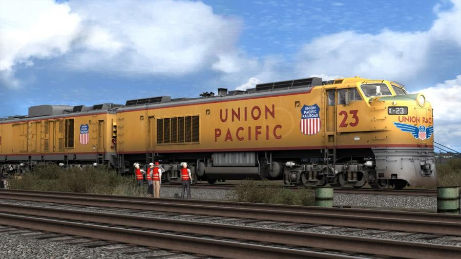 Train Simulator 2016 Screenshot 1