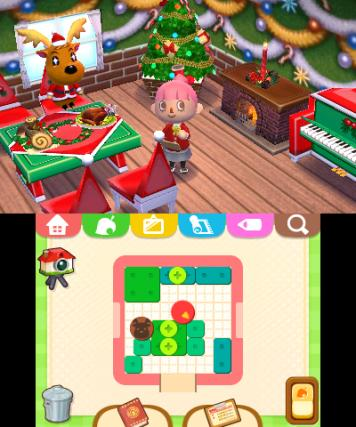 Animal Crossing Happy Home Designer  3DS Screenshot 6