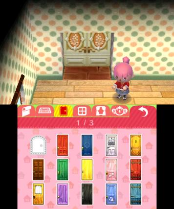 Animal Crossing Happy Home Designer - 3DS Screenshot 8