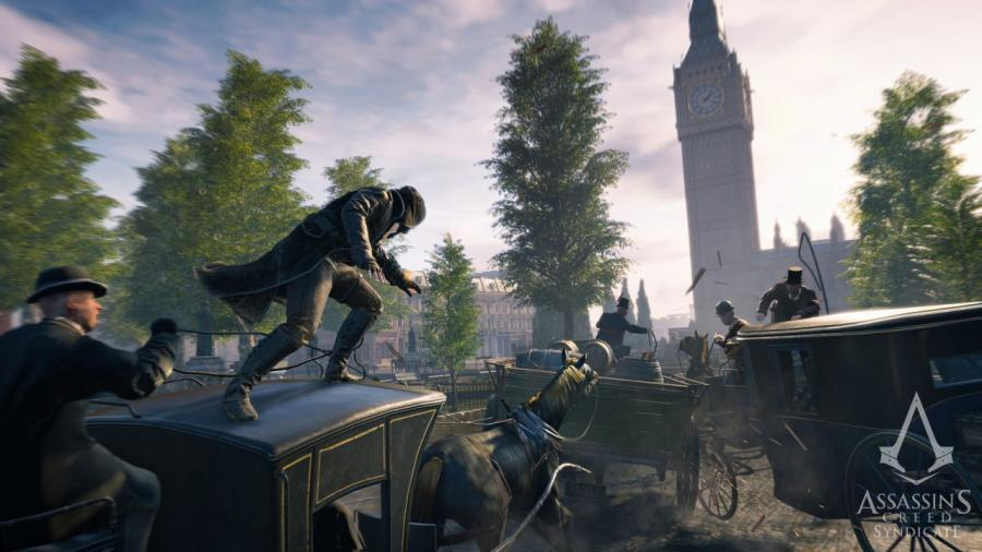 Assassin's Creed Syndicate - Special Edition Screenshot 2