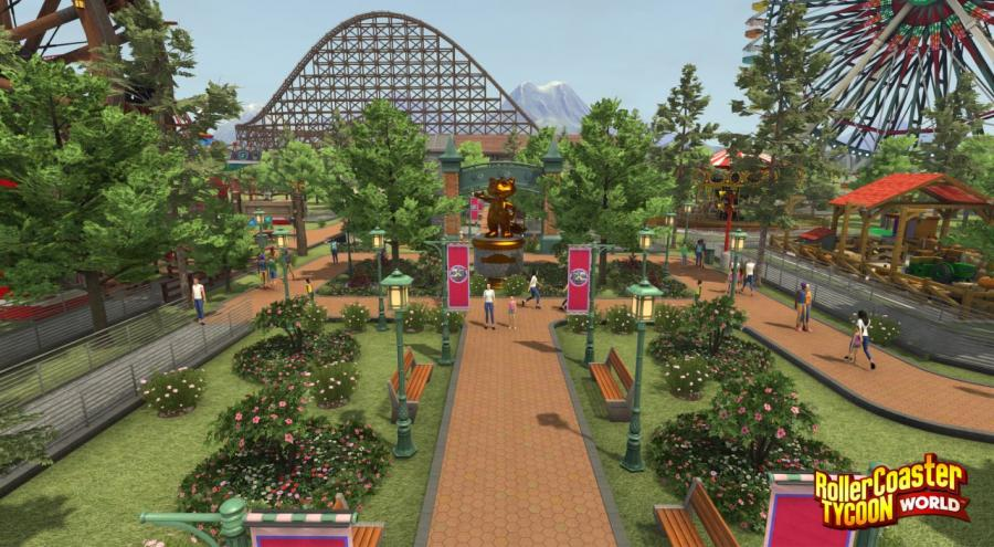 RollerCoaster Tycoon World - Deluxe Edition Screenshot 4