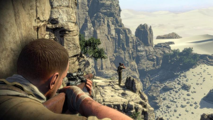 Sniper Elite 3 - Steam Geschenk Key Screenshot 3