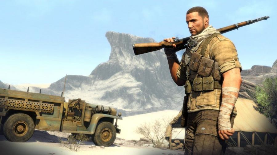 Sniper Elite 3 - Steam Geschenk Key Screenshot 5