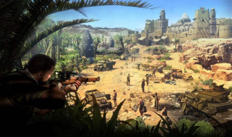 Sniper Elite 3 - Steam Geschenk Key Screenshot 1