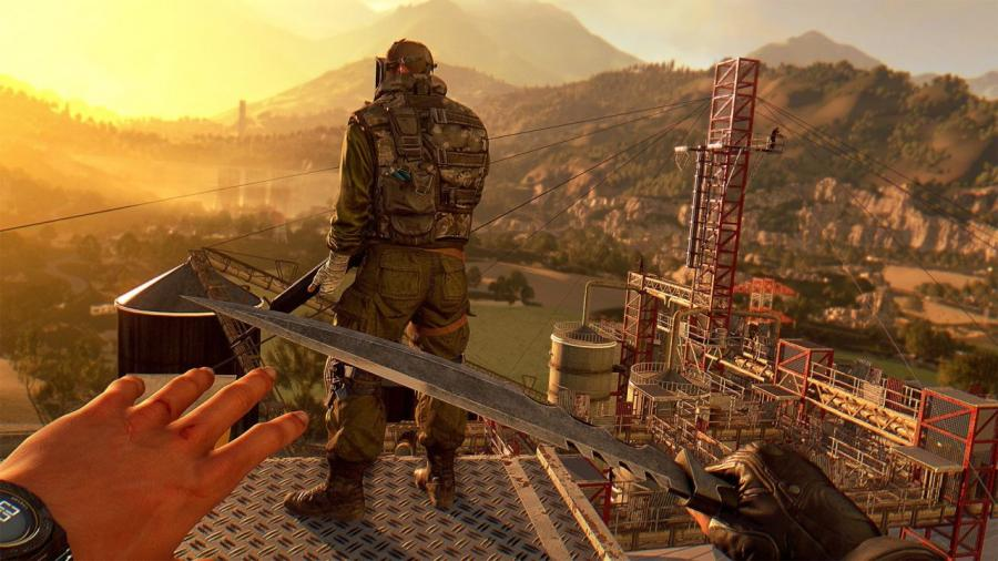 Dying Light - The Following DLC Screenshot 3