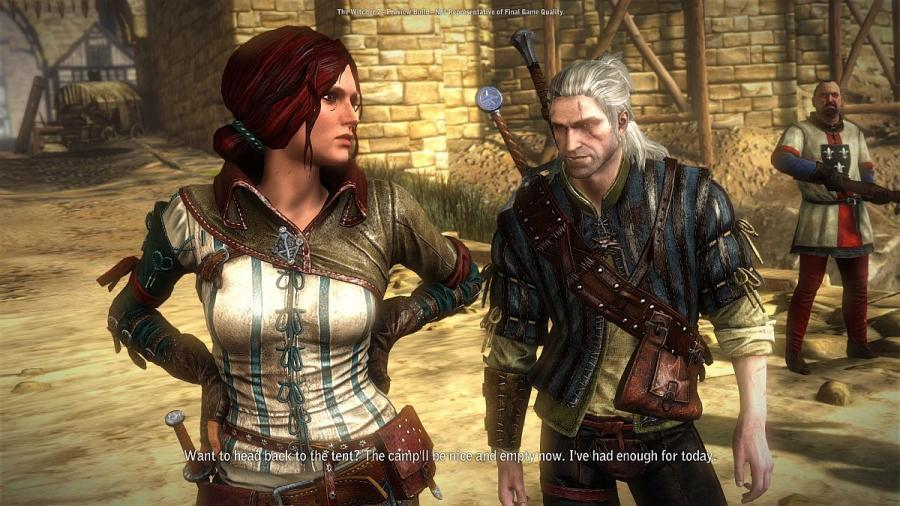 The Witcher 2 Enhanced Edition - Steam Geschenk Key Screenshot 5