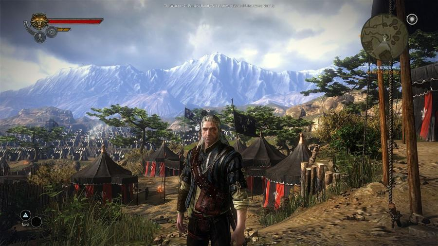 The Witcher 2 Enhanced Edition - Steam Geschenk Key Screenshot 2