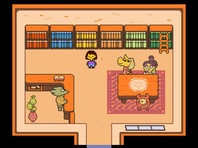Undertale - Steam Geschenk Key Screenshot 5