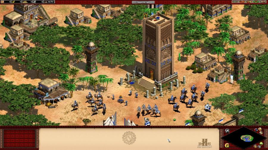 Age of Empires II HD - The African Kingdoms (Steam Geschenk Key) Screenshot 2
