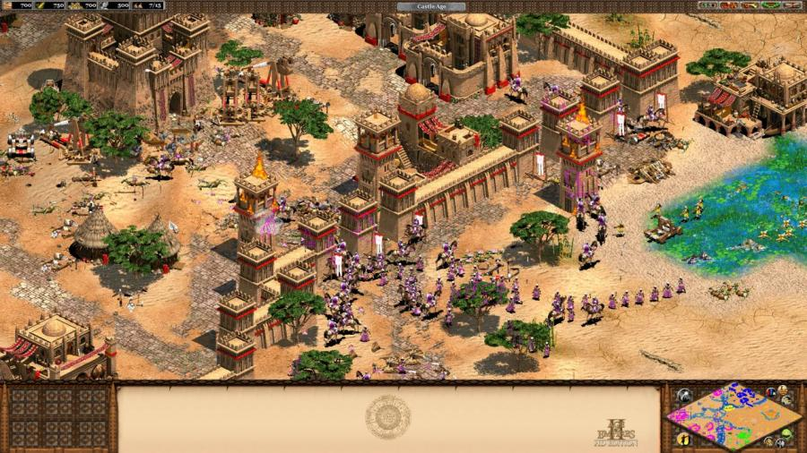 Age of Empires II HD - The African Kingdoms (Steam Geschenk Key) Screenshot 3
