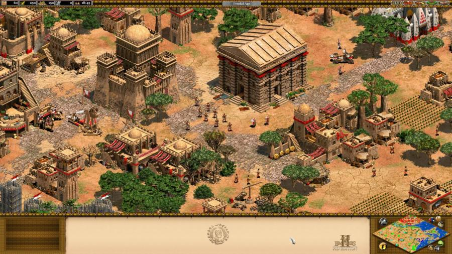 Age of Empires II HD - The African Kingdoms (Steam Geschenk Key) Screenshot 5