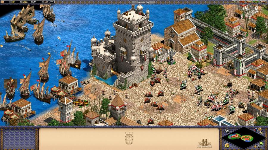 Age of Empires II HD - The African Kingdoms (Steam Geschenk Key) Screenshot 6