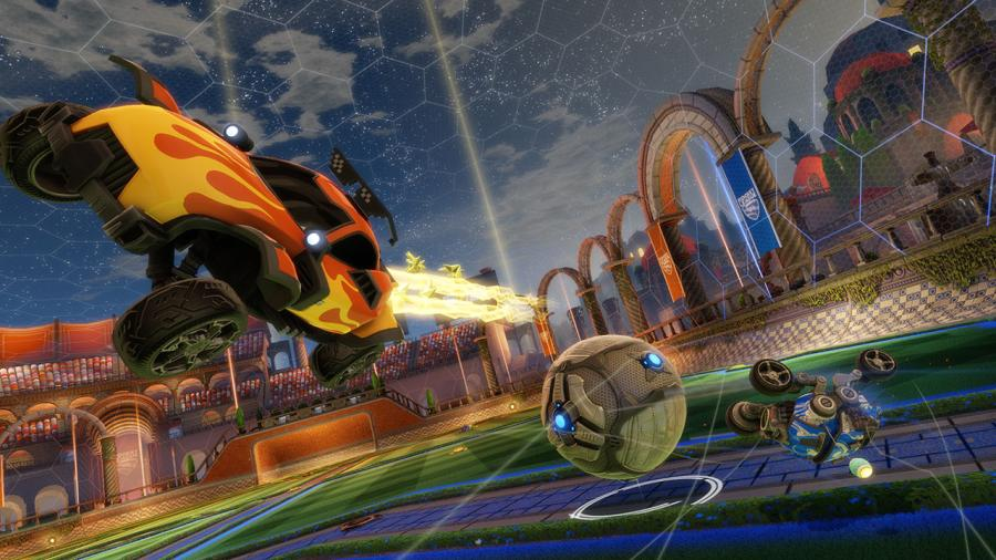 Rocket League - Revenge of the Battle Cars DLC Screenshot 4